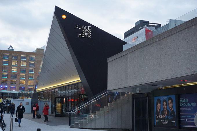 洗練された現代のアートを!「モントリオール現代美術館」