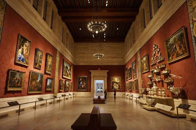 ボストン最大の「ボストン美術館」