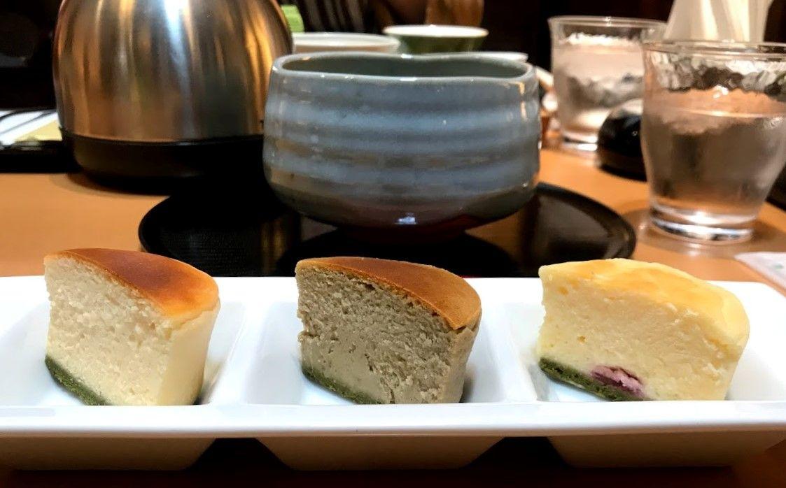メニューはお茶のオンパレード!愛媛「霧の森」で新宮茶を堪能