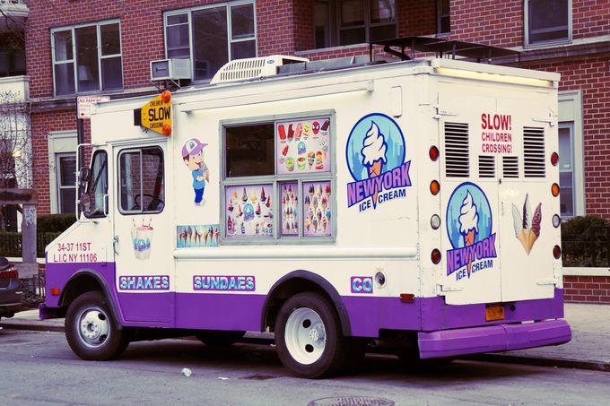 大人も子供も大好き!アイスクリーム