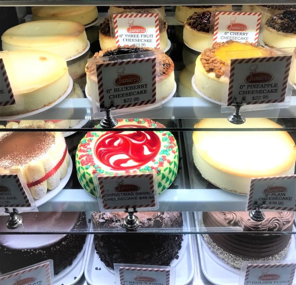 定番中の定番!チーズケーキ