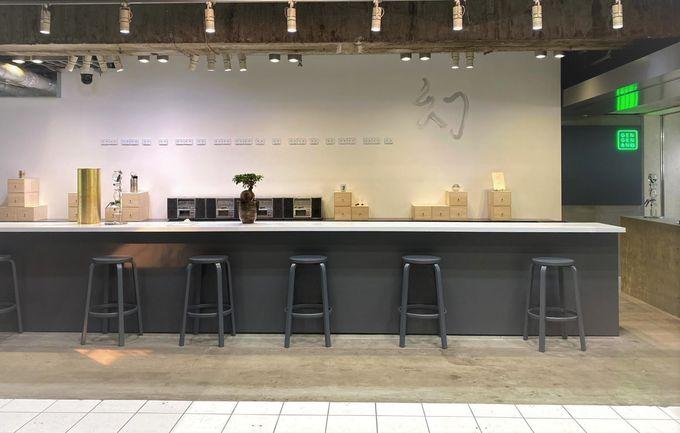 地下1階からNew Openの3店舗をチェック!