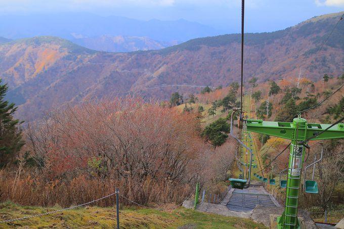 1日目午前:四国第二の峰「剣山」へ絶景登山
