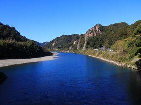 紺碧のクリスタルリバーも!南紀「潮岬」周辺の絶景スポット5選