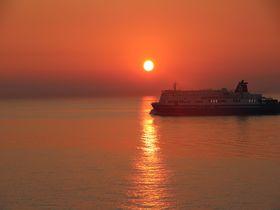 フォトジェニックな船旅を!神戸と小豆島を繋ぐジャンボフェリー