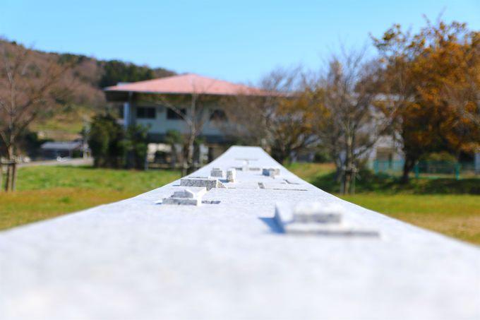 小豆島の一風景を切り取った「境界線の庭」