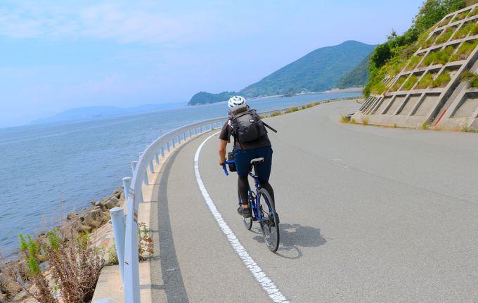 いまサイクリングがアツい!小豆島で味わう絶景アクティビティ