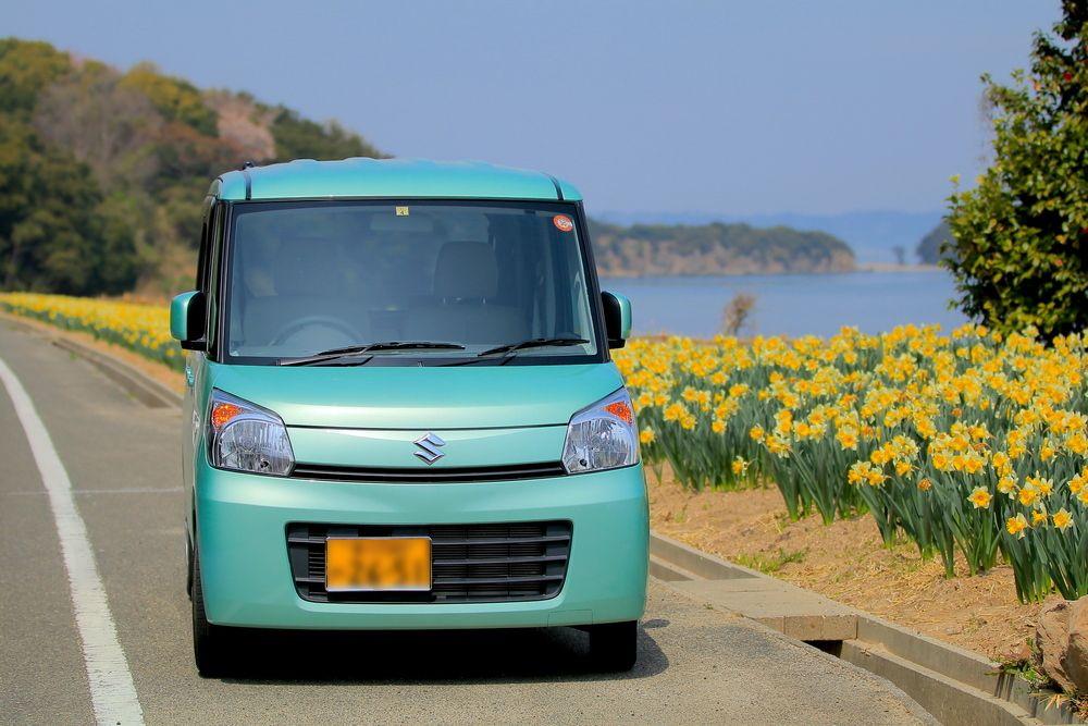 黄色の絨毯のような水仙ロードも!小豆島の「道」が魅せる絶景5選