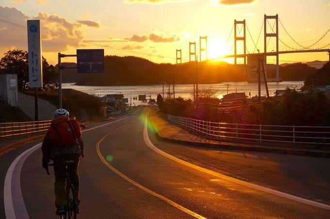 世界で唯一の海峡横断サイクリングロード「しまなみ海道」の絶景たち