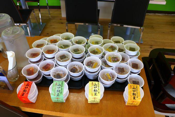 納豆食べ放題も!豆腐と納豆のヘルシーな定食を堪能しよう