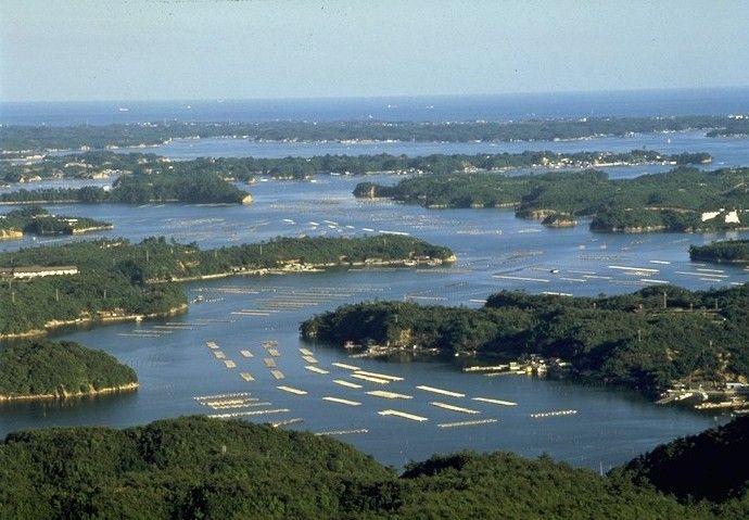 まさに南勢の九十九島!入り組んだ英虞湾を見渡す「横山展望台」