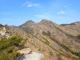 このスケールで低山!?兵庫・播磨アルプス「高御位山」縦走登山