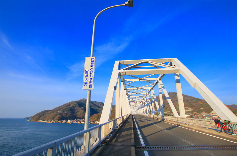 しまなみ海道と一緒に海道巡り!「安芸灘とびしま海道」サイクリング