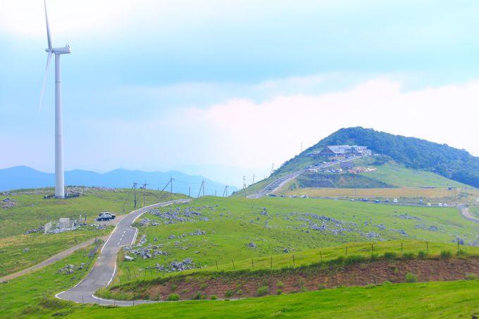 四国カルストの入り口「姫鶴荘」から始まる絶景世界