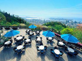 街を一望!天空の「神戸布引ハーブ園」でお洒落かつ癒しのひととき