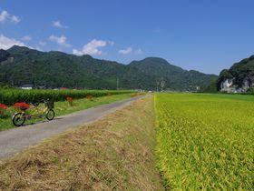 日本の原風景と鉄道の軌跡をたどる!大分「耶馬溪」廃線サイクリング