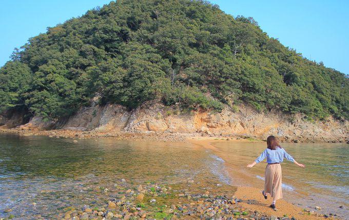8.小豆島の希望の道(香川県)