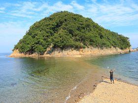 実はあった!?小豆島のもう一つのエンジェルロード「希望の道」