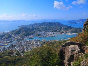 小豆島が誇る知られざる絶景の山!土庄町に飛び込む「皇踏山」