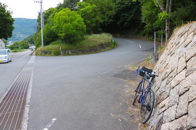 国道436号から始まる「旧小豆島ヴィラ」への道が絶景!