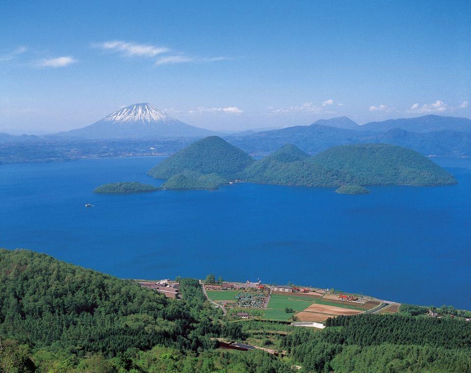 日本有数のカルデラ湖が魅せる支笏洞爺国立公園