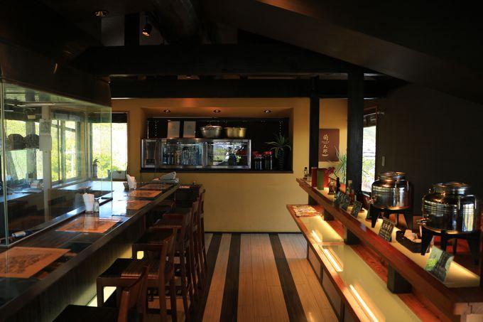 「井上誠耕園」プロデュース!オリーブ畑に佇むカフェ「菊太郎」