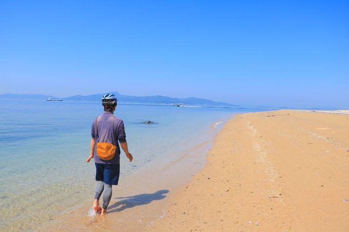 「釈迦ヶ鼻」のビーチが超穴場!海と砂浜が魅せるコントラスト