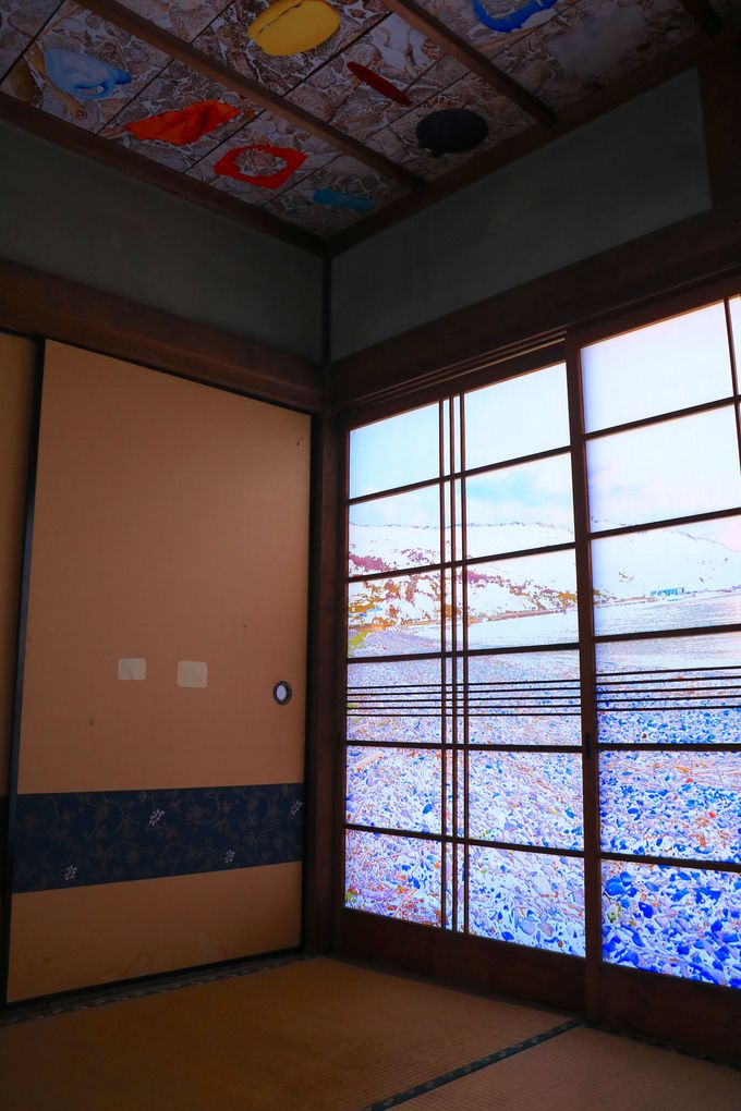 小豆島の風景×古民家!島の癒しが詰まったアート空間へ