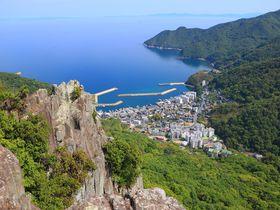 メジャーから穴場まで!絶景王国・小豆島の登山ルートを徹底解説