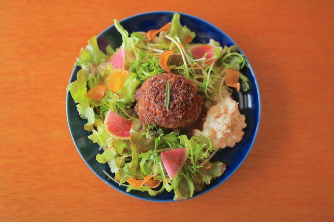 ヤマロク醤油や素麺も!唯一無二のオーガニック創作料理の数々