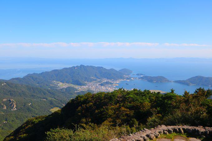 2日目午前:小豆島ジェラートと絶景の寒霞渓へドライブ!