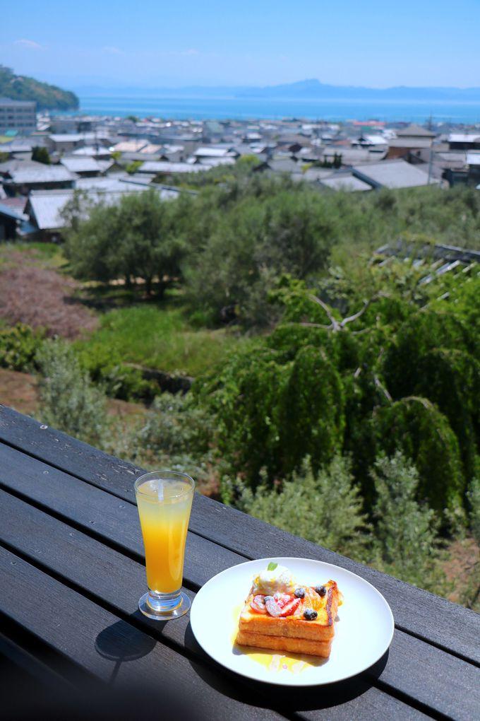 2日目午後:千枚田の癒しの風景から三都半島の自然へ