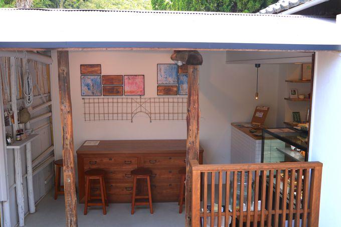 アートとともに古民家という空間を楽しむ「コヒラ・カフェ」