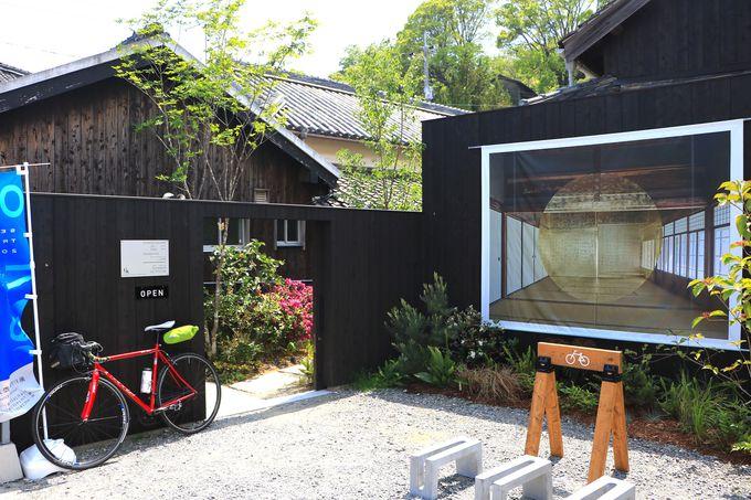 小豆島に誕生した新たなアート空間は新名所になる予感!