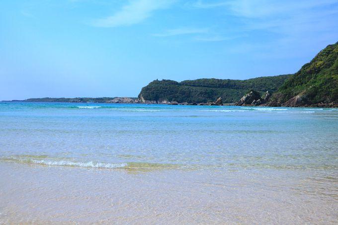 心奪われるビーチも!色々な顔を見せる福江島