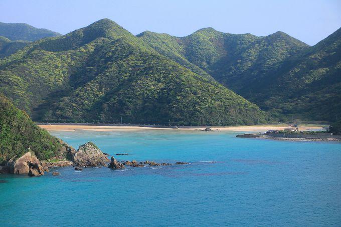 高浜海水浴場を一番美しく!魚藍観音展望所から広がる絶景