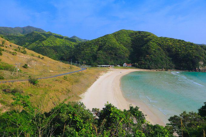 圧倒的な青さ!宮古島や石垣島を超えるとまで言われる高浜