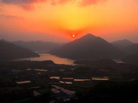 感動的な朝日も!福江島・岐宿「城岳展望台」で感じる五島の大自然