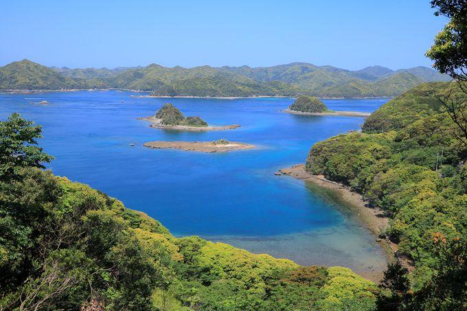 海が美しい!上五島の絶景穴場ルート(奈良尾〜桐〜若松)