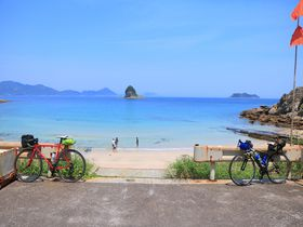 上五島の隠れた絶景ビーチ「ハマンナ」が美しすぎる!!