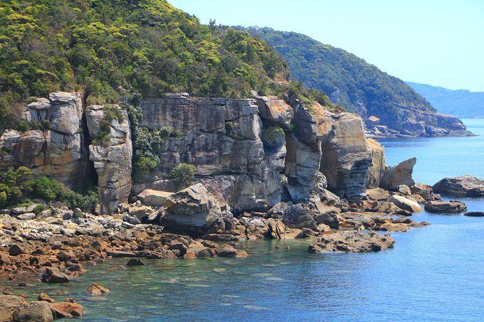 上五島のもう一つの世界遺産!友住集落の石積景観