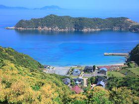 石積景観や天主堂も!五島列島・頭ヶ島周辺の文化遺産巡りモデルコース
