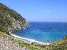 小さな離島に最果ての絶景!五島・奈留島「ノコビ浦の防風堤」