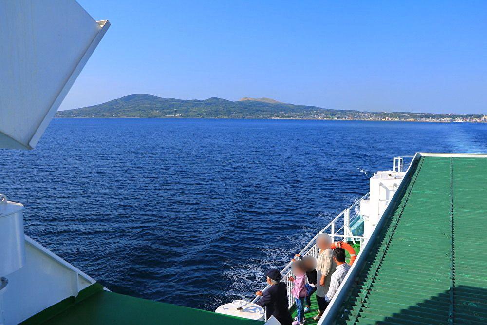 五島最大の港町「福江」へ!絶品グルメと絶景登山