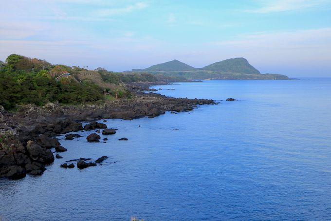 五島の自然を巡る!鐙瀬溶海岸と南部ルートドライブ