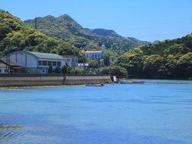 独特の集落景観とともに!五島列島の見応えあるカトリック教会4選