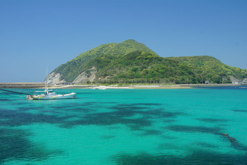 ここは楽園か!?五島列島・日島一帯に広がる「奇跡の海」