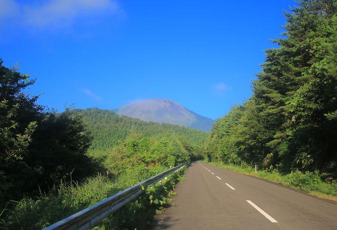 隠れ絶景道「岩手山パノラマライン」も最後まで楽しみたい!