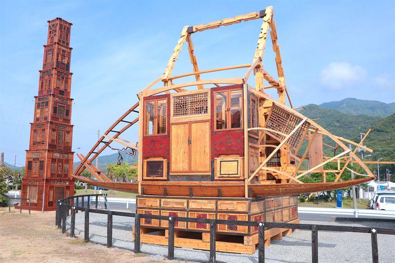 心惹かれる傑作をつなぐ!小豆島「瀬戸芸」モデルコース2019 | 香川県 | LINEトラベルjp 旅行ガイド