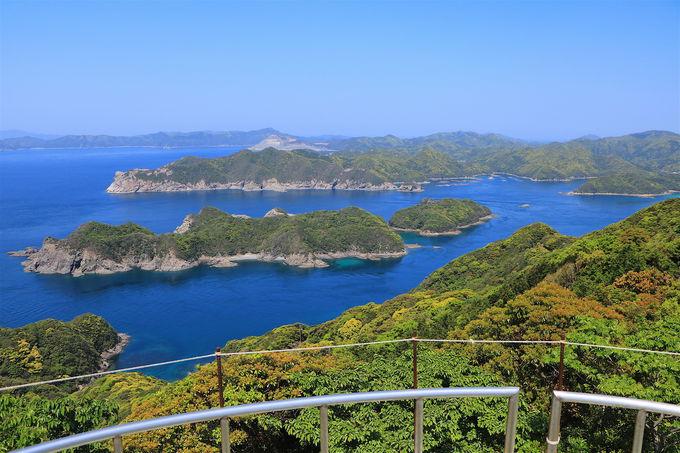 五島のスケール感を生む地形!圧巻の「米山展望台」